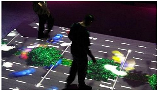 GOWE Magic floor interactive floor projection game/ interactive floor games for kids amusement Center / 118 effects