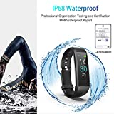 Vabogu Fitness Tracker HR, with Blood Pressure