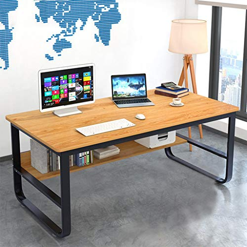 Writing Desktop Simple Home Desk Computer Table for Students and Manager in Office Littay