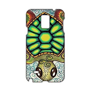 Evil-Store Colorful tortoise 3D Phone Case for Samsung Galaxy Note4
