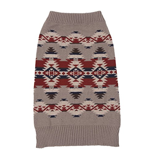 Pendleton Pet Classics Dog Sweater (L, Mountain Majesty) by Pendleton