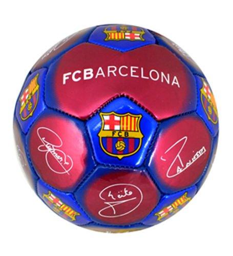 新しいFCバルセロナFCB Mini署名サッカーサイズ1 (公式Club商品) B010RTXALO
