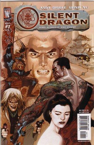 Silent Dragon, #1 (Comic Book)