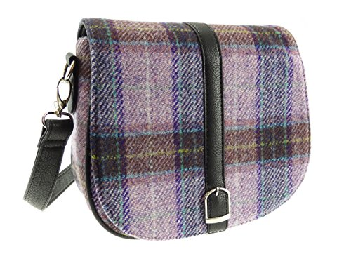 Harris Tweed, Borsa a spalla donna