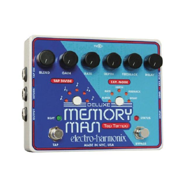リンク:Deluxe Memoryman Tap Tempo