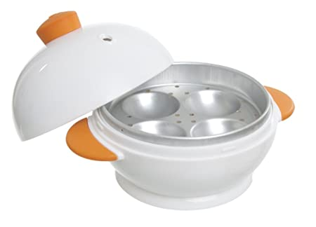 Joie Cocedor de Huevos Big Boiley, Blanco, 17.78x13.335000000000001x12.7 cm