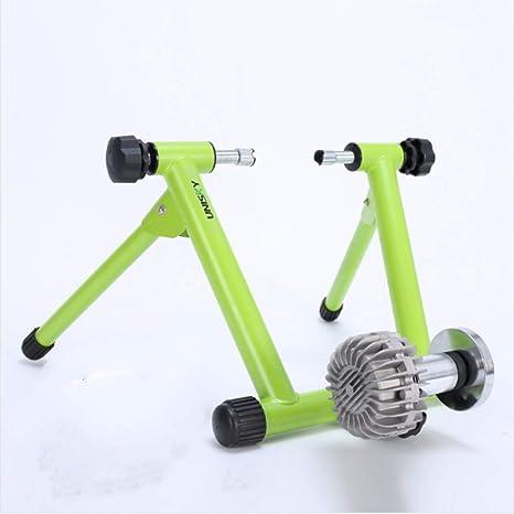 TSXXQJ Rodillos de Bicicleta 330LBS Entrenador de Bicicleta de ...