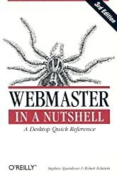 Webmaster in a Nutshell, Third Edition