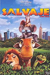 Salvaje (The Wild) [Blu-ray]