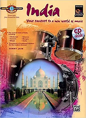 drum atlas africa your passport to a new world of music book cd