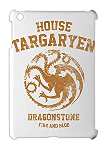 House Targaryen Dragonstone Fire Blood Funny Slogan iPad mini - iPad mini 2 plastic case