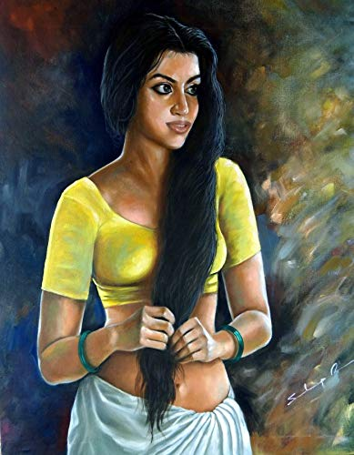 Sorry, does beautiful woman oil painting