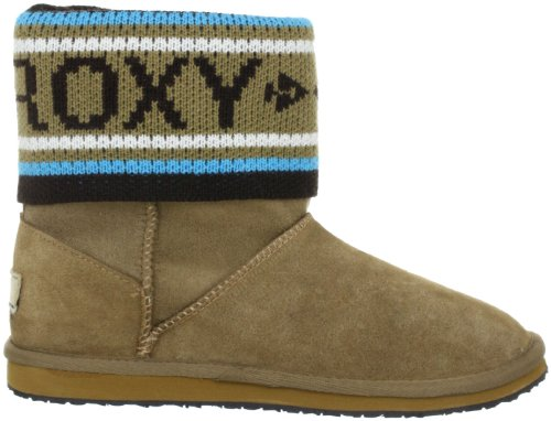 Roxy - Schuhe - LOW TESS FUN - WPWSL123-NAT - natural Damen Fashion Halbstiefel & Stiefeletten Beige (NAT natural)