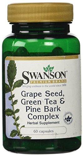 Swanson Premium Grapeseed Complex Capsules product image