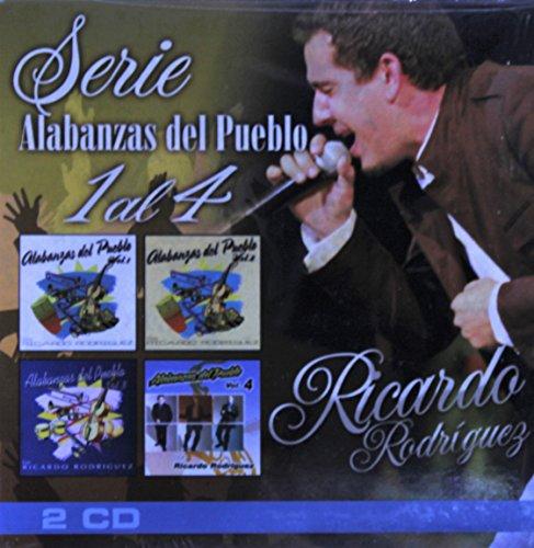 Alabanzas Del Pueblo - 1 al 4 [2 CD]