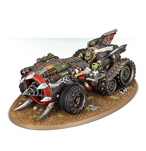 Ork Megatrakk Scrap Jet Games Workshop Warhammer 40k