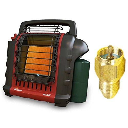 "Mr. Heater Portable ""Buddy"" Heater with Propane Tank Refill"