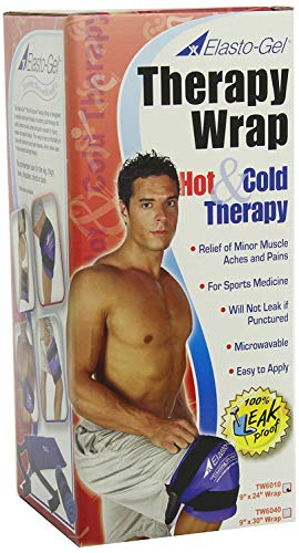 Elasto Gel All-Purpose Hot/Cold Therapy Wrap, 9 x 24