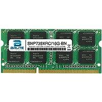 SNP739XRC/16G - Dell Compatible 16GB PC4-17000 DDR4-2133MHz 2Rx8 1.2v ECC SODIMM