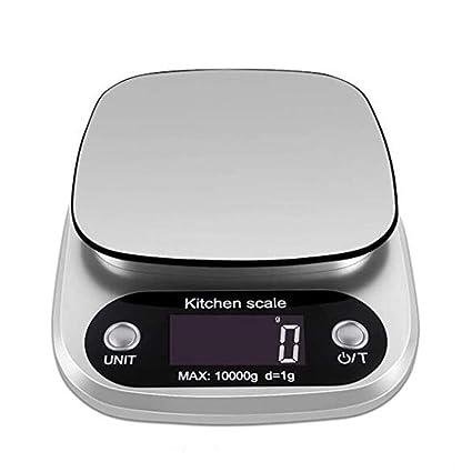 Cucsaist Báscula De Cocina Digital, Báscula De Peso para Alimentos, Báscula De Cocina Electrónica