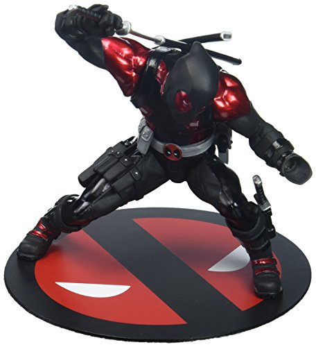 (Deadpool Black Suit ArtFX+ Statue -)