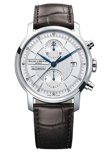 BAUME AND MERCIER[ボーム&メルシエ ] NO.8692 CLASSIMA Exective Automatic Mens Watch クラシマ エグゼクティブ シースルーウィンドウ 自動巻き 腕時計 メンズ[並行輸入品] B00HWQJNEE
