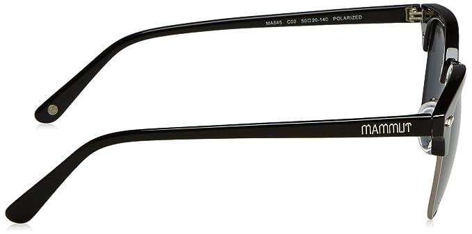 Mammut Tambora Gafas de sol, Negro, 50 Unisex: Amazon.es ...