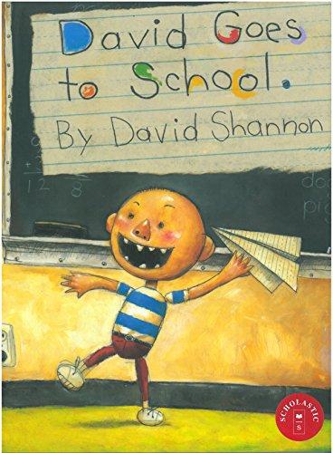 David Goes To School by Blue Sky Press AZ