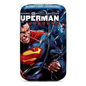 IanJoeyPatricia Samsung Galaxy S3 Scratch Resistant Hard Phone Cases Provide Private Custom Trendy Cartoon Movie 2014 Skin [Jow5318GEXH]