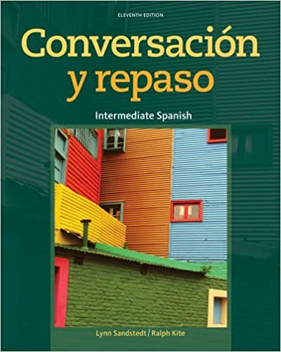Conversacion y repaso (World Languages) by Lynn A. Sandstedt (2013-01-01)