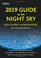 2019 Guide to the Night Sky Southern Hemisphere Front Cover