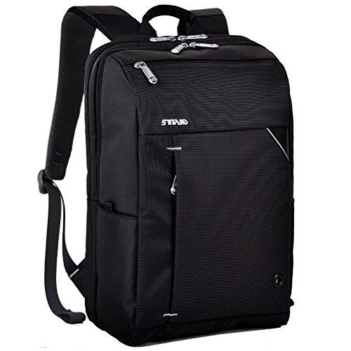 Shockproof computer bag laptop messenger handbag 15.6'''' black - 8