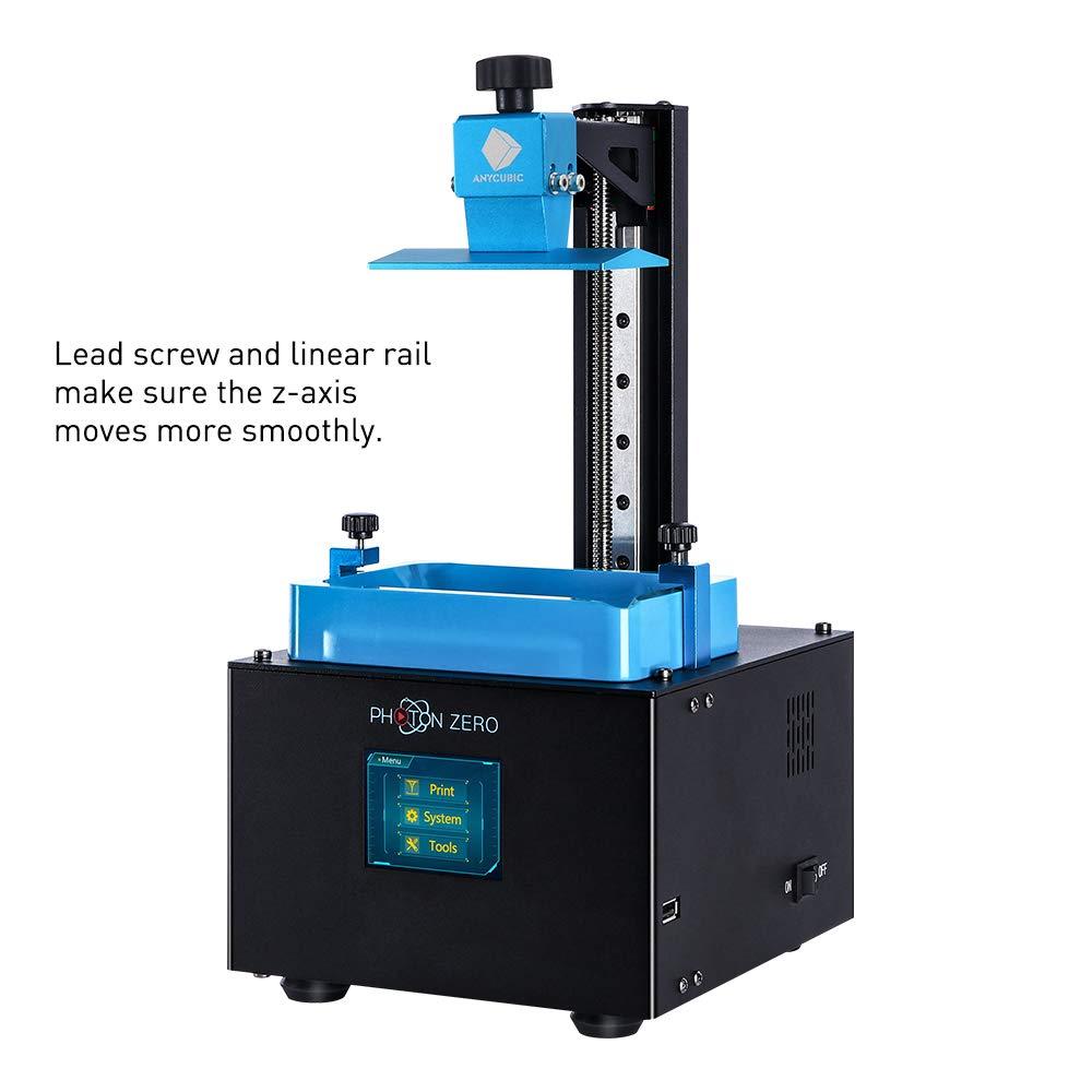 ANYCUBIC Photon Zero UV Impresora 3D LCD Fotocurado Tamaño de ...