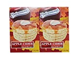 Entenmann's Apple Cider Pancake and Waffle Mix, 12 oz – 2 Pack