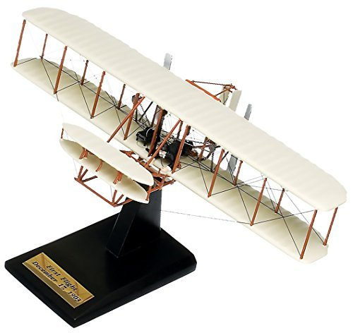 Daron Worldwide Trading ESAG024 Wright Flyer KITTY HAWK 1/32 AIRCRAFT