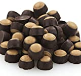 Mini Dark Chocolate Peanut Butter Buckeyes - 1lb