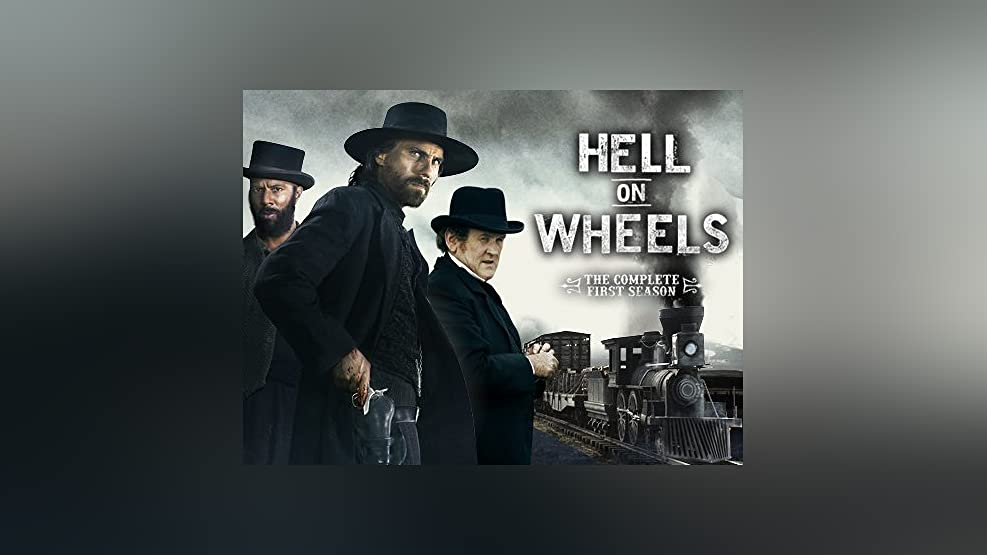 Hell On Wheels - Staffel 1 [OV]
