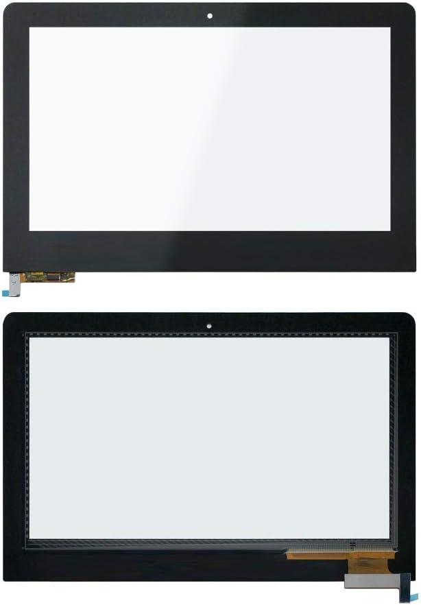 Touch Glass Digitizer Screen Glass for Lenovo Flex 3 11 Flex 3-1120 1130 (Black)