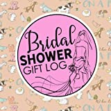 Bridal Shower Gift Log: Gift Card Registry, Gift