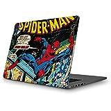 Skinit Marvel Spider-Man MacBook Pro 13 (2013-15 Retina Display) Skin - Marvel Comics Spiderman Design - Ultra Thin, Lightweight Vinyl Decal Protection