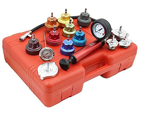 Universal Radiator Pressure Tester and Vacuum Type Cooling System Kit by XtremepowerUS (Image #2)
