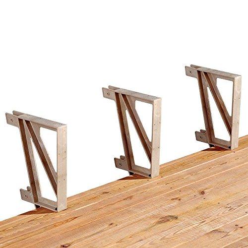 [Deck Bench Brackets] (Deck Bench Brackets)