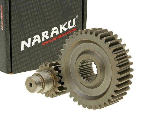 Driver Secondary naraku racing 16/37 + 25% for Gy6 125/150ccm 152/157QMI