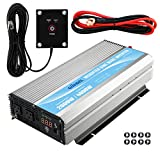 Giandel 2000W Power Inverter 12V DC to 110V 120V AC with Remote Control