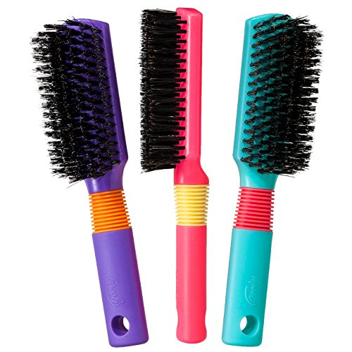 1 Goody Mini Boar Styler Brush - Assorted Colors in USA