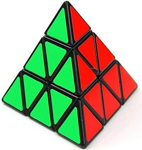 Cubo de profesional piramidal 3x3.: Amazon.es: Juguetes y juegos
