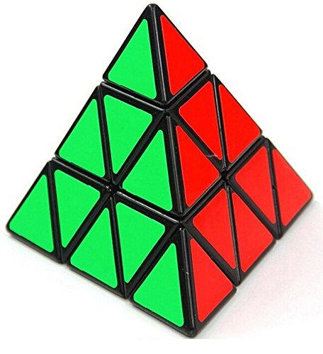 Cubo de rubik profesional piramidal x