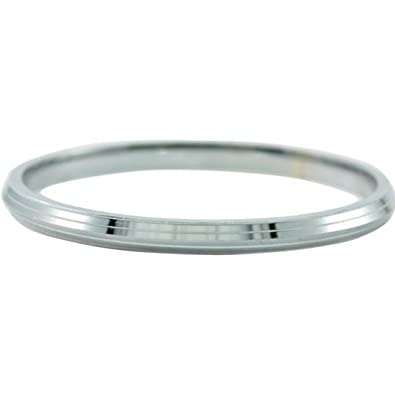 bracelet mens white tone steel bracelets stainless two