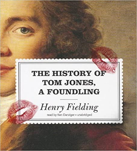 Book The History of Tom Jones, a Foundling by Henry Fielding (2012-07-01)