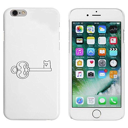 Blanc 'Clé Ornée' étui / housse pour iPhone 6 & 6s (MC00012454)
